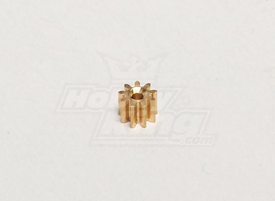 M0.3 1.0mm 9T rondsel