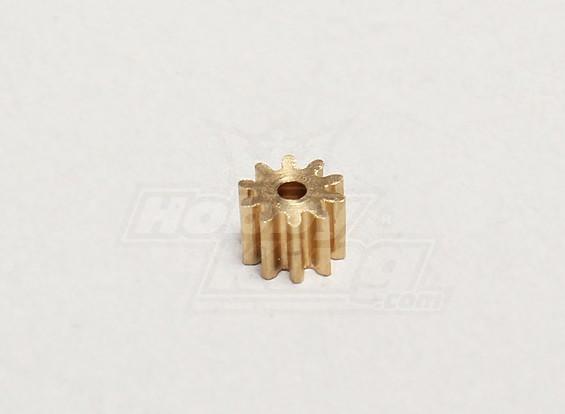 M0.3 1.0mm 10T tandwiel