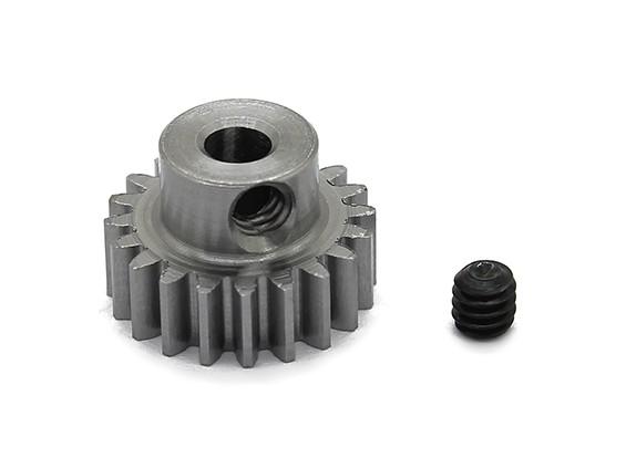 Robinson Racing Steel Pinion Gear 48 Pitch Metric (0,6 Module) 20T