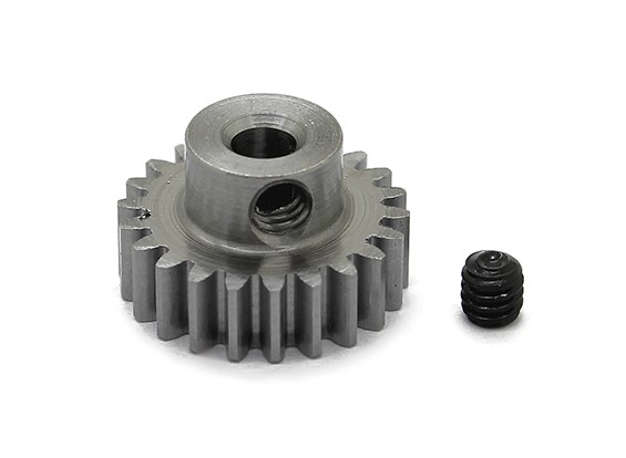 Robinson Racing Steel Pinion Gear 48 Pitch Metric (0,6 Module) 22T