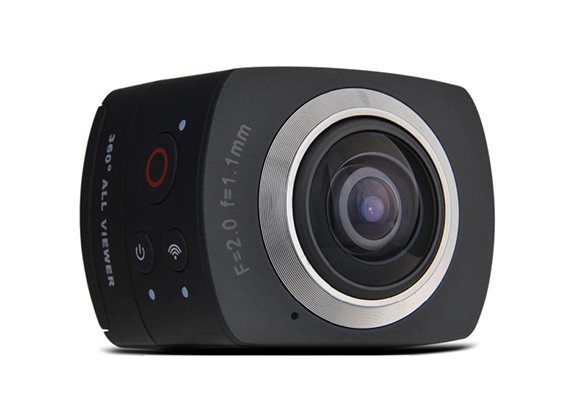 Panoview 360 graden Camera (Wi-Fi)