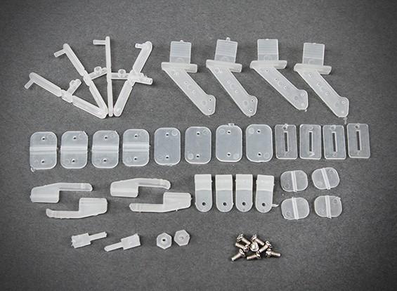 Plastic Parts COMBO-01 (Klem / Clevis / Rocker / Presser)