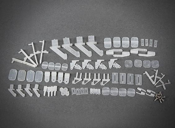 Plastic Parts COMBO-03 (Klem / Clevis / Rocker / Presser)