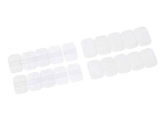 Nylon Landing Skid bevestigingsplaat (10 sets)