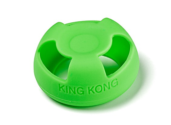 KingKong Mushroom Antenna Beschermende Jacket (Fatshark versie) (groen)