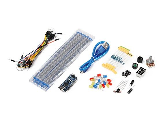 Basic Funduino Nano Experimenter's Kit