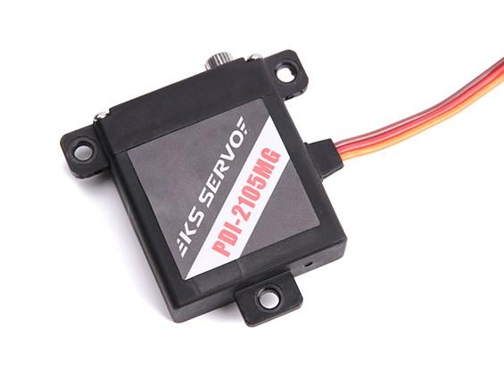 KS-Servo PDI-2105MG Slim Wing HV / BB / DS / MG Servo 5,8 kg / 0.13sec / 21g