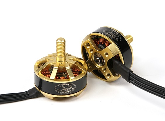 Scorpion MII-2204-2700kv borstelloze Outrunner Motor (2 stuks)