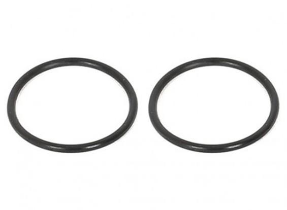 ARC R11 1/10 Electric Touring Car - O-Ring 12x1.5mm (2 stuks)