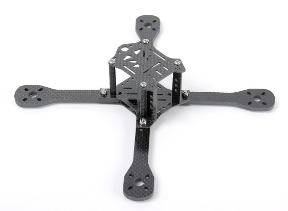 Kim 195x Carbon Fiber FPV Racing Drone (Frame Kit)