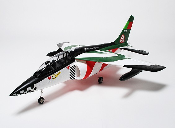Dassault Alpha Fighter 70mm getunnelde schroef EPO Plug-n-Fly