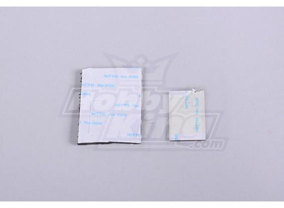 Dubbelzijdige tape Pack - 110BS, A2003, A2010, A2027, A2028 en A2029