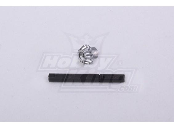 Main Shaft Voor Pinion Gear - 110BS