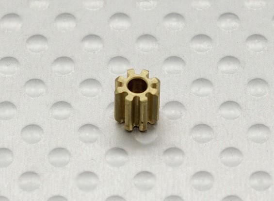 Pinion Gear 2.0mm / 0,5M 8T (1 st)
