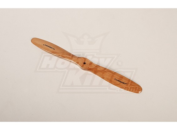 Turnigy Type C Lichte houtsoorten Propeller 13x8 (1 st)