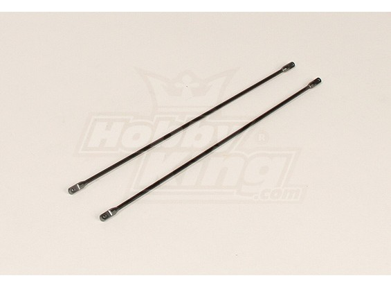 HK450V2 Carbon Fibre & Metal Tail Ondersteuning Rod