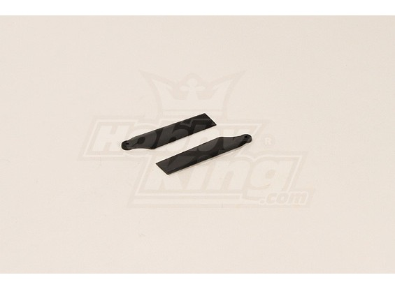 GT450PRO Plastic Tail Blade