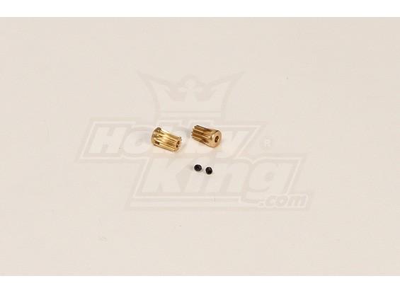 GT450PRO Drive Gear Set 11T / 13T 3.15mm