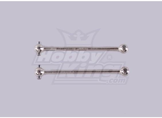 Dogbone 2 stuks - 118B, A2006, A2023T en A2035