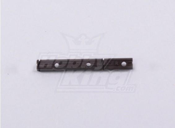 Drive Gear Shaft Rear - 118B, A2006, A2023T en A2035