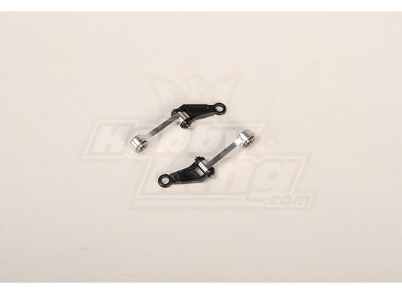 FBL Swashlocker arm voor Align 500/600 & RJX 50/90