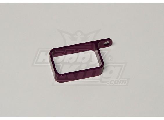 Metalen houder (Purple)