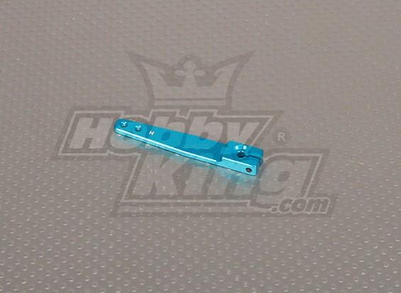 CNC-V2 Hitec 1,75 (# 4-40) Blue