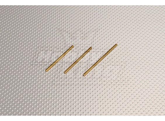 CNC Fuel Tubing 3mm Gold