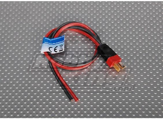 PowerBox Deans - PIK Male 1.5mm draad 30cm