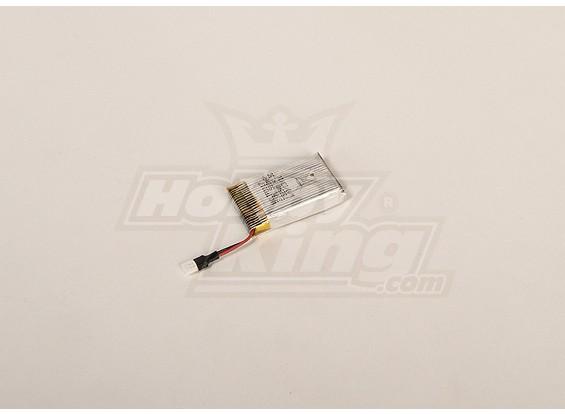 Walkera 4 # 3Q2 Batterij (3.7V 600mAh)