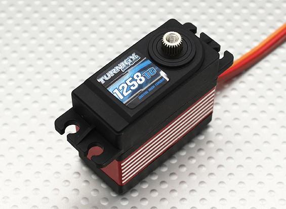 Turnigy 1258TG Digital Titanium Gear Servo 57g / 13.5kg / .10sec