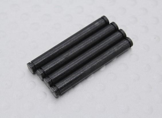 C Bracket Pins (4Pcs / Tas) - 110BS, A2027, A2028, A2029, A2031, A2032, A2033 en A2035