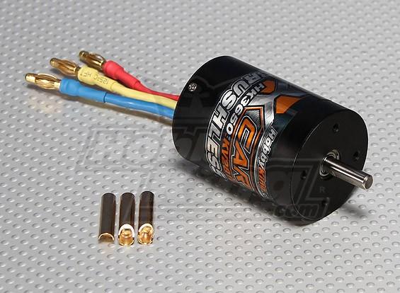 S3650-2800 borstelloze Inrunner 2800kv (15.5T)