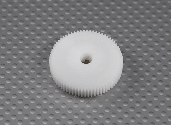 Vervanging Nylon Gear 6mm - 80T