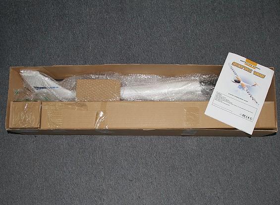 KRAS / DENT Sonic 185 EP Glider 1850mmn (PNF)