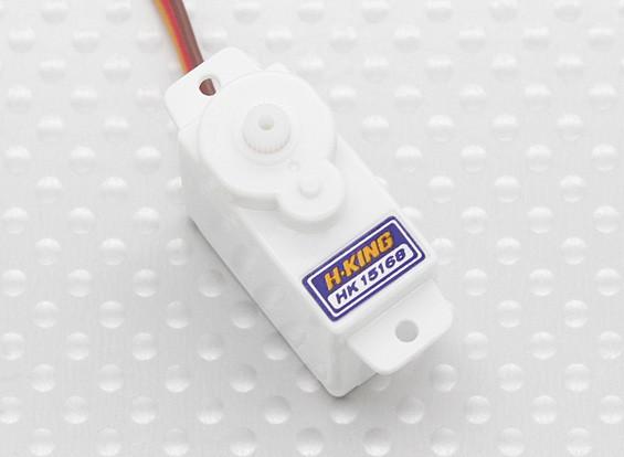 HobbyKing ™ HK15168 Coreless Analog Servo 1.2kg / 0.12sec / 8G