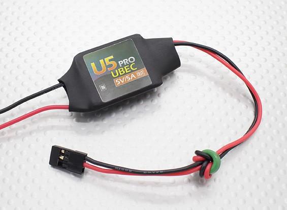 HobbyKing ™ HKU5 5V / 5A UBEC
