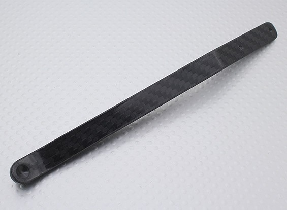 Carbon Fibre Tail Wheel Bracket - Tot 150CC Models