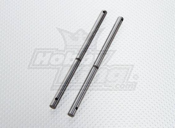 Gaui 425 & 550 Main Shaft Pack (8 mm) (2 stuks / zak)