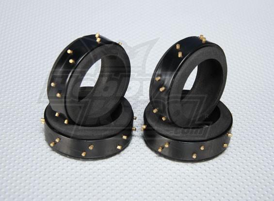 01:10 Schaal Spark Drift Tires RC Car 26mm (4 stuks / set)