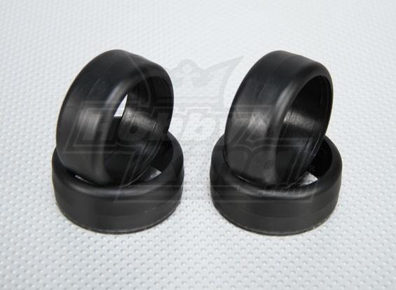 01:10 Schaal hard plastic Drift Banden voor RC Car 26mm (4 stuks / set)