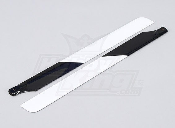 430mm Carbon / glasvezel composiet Main Blades