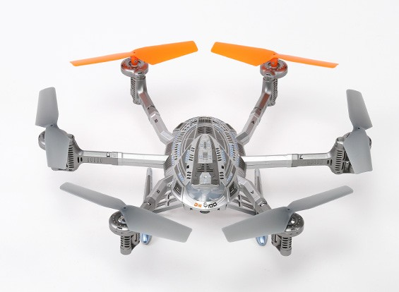 Walkera QR Y100 Wi-Fi FPV Mini HexaCopter IOS en Android Compatible (Mode 2) (Ready to Fly)