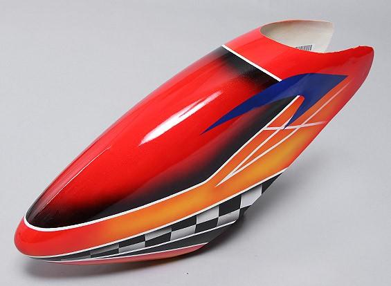 Glasvezel Canopy voor Trex-700E