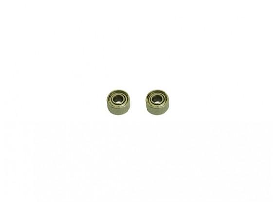 Gaui 100 & 200 Size Bearing (1.5x4x2) x2pcs