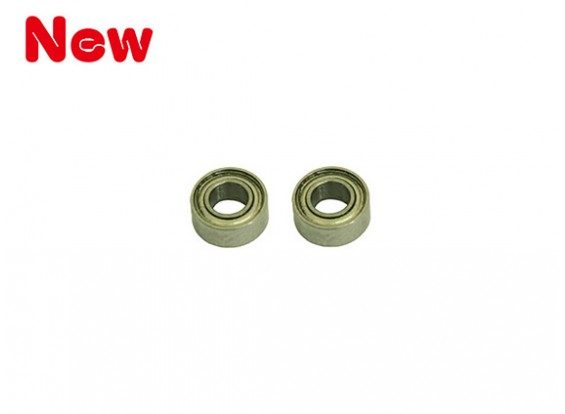 Gaui 100 & 200 Size Bearing 3x6x2mm 2pcs / set (203295)