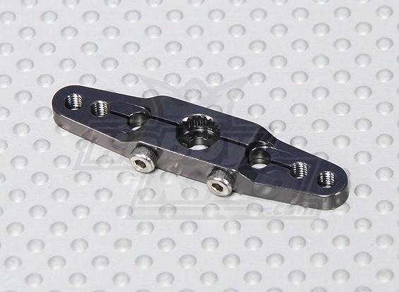 Alloy servo arm voor auto 46mmxM3 (JR)