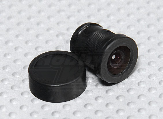 2.8mm F: 2,0 Turnigy Micro FPV Camera Lense