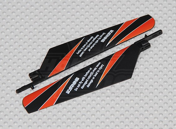FP100 Helicopter Main Blade (1 paar)
