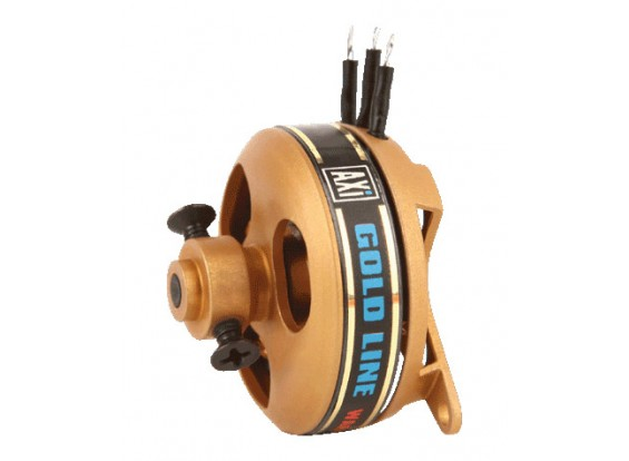 AXi 2203/52 GOLD LINE borstelloze motor